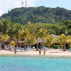 West Bay Beach (West Bay, Honduras)