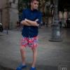 Bermudas, camisa y calzado de Tween