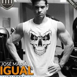 José María Igual, Hombre hm noviembre 2015