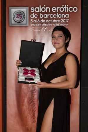 Premios Ninfa 2017