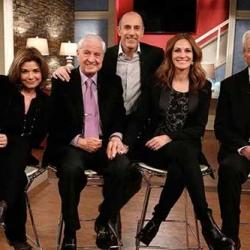 Así fue el reencuentro de los actores de 'Pretty Woman' en 'The Today Show'