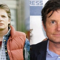 Michael J. Fox (Marty Mc Fly)