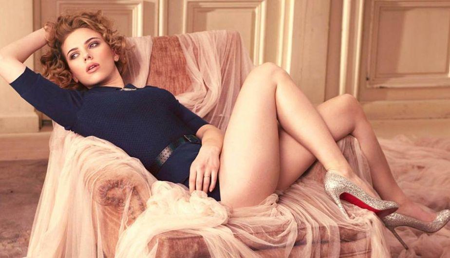 Los 30 años de Scarlett Johansson
