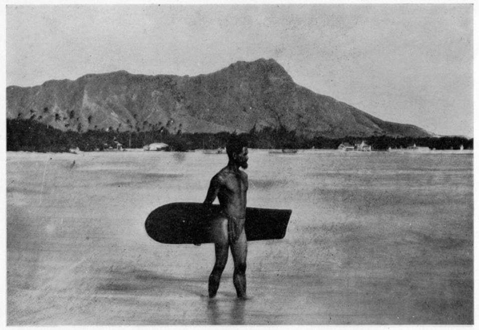 La historia del surf en imágenes