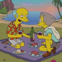 Los Simpson LGTB - Waylon Smithers
