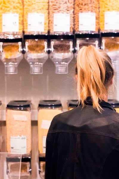 El primer supermercado 100% sostenible