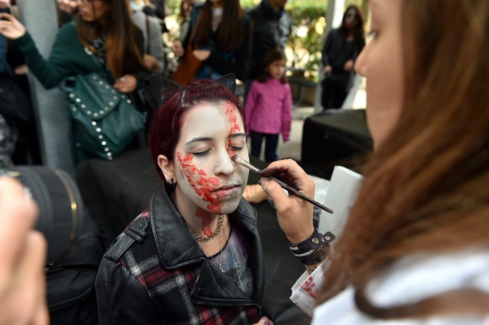Zombie Walk 1